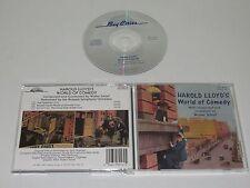 WALTER SCHARF/HAROLD LLOYD´S WORLD OF COMEDY(BAY CITIES BCD 3016) CD ALBUM