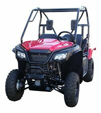 MudBusters Extra Coverage Front Fender Flares for Honda Pioneer 500