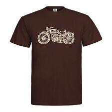 Herren-T-Shirts mit Motiv für Oldtimer in Größe XL