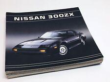 1986 Nissan 300 ZX Brochure