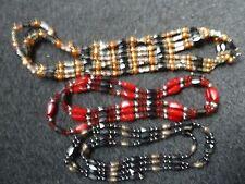 3 x ematite magnetica dell'era Maji Wrap collane/bracciali