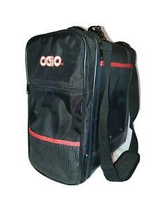 Ogio the original locker bag Black Red Stripe Shoulder Strap