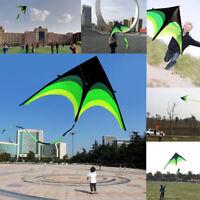 Outdoor Super Huge Kite Line Stunt Kites Kite Fun Sports Kids Kites Toy 160cm