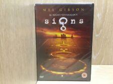Signs DVD New & Sealed Mel Gibson M. Night Shyamalan