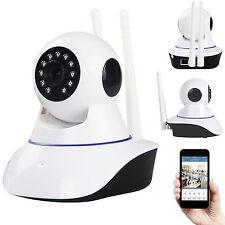 Baby Kamera P2P IP Überwachungskamera WLAN Wifi Netzwerk Nachtsicht Drehbar APP