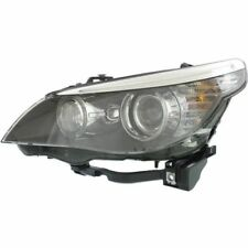 New Passenger Side New Passenger Side DOT/SAE Headlight For BMW 528i xDrive