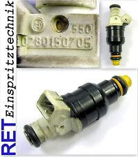 Ugello di iniezione BOSCH 0280150705 SEAT IBIZA 021a BMW k1200 pulito & esaminato