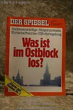 Der Spiegel 4/77 17.1.1977 Was ist im Ostblock los?