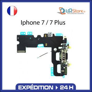 Nappe dock connecteur de charge Lightning  + Micro pour IPhone 7 / 7 Plus