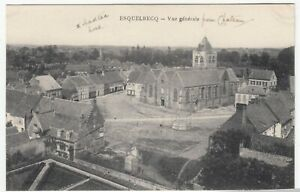 France; Esquelbecq (Nord), General View From Chateau PPC By MT, Unused, c 1910