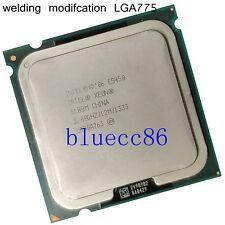 Intel Xeon E5450 Quad Core LGA 775  3.Ghz SLBBM CPU Processor similar(Q9650)