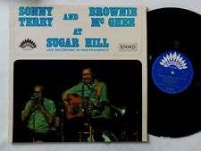 Sonny Terry And Brownie Mc Ghee* – At Sugar Hill - 1969 -America Records 6071