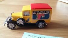 Matchbox MOY Y22 Ford Model A 1988 Isle of Man TT Races Ltd Edition avec cert