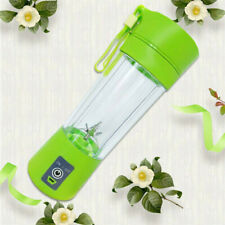 Portable Rechargeable USB Charging Electric Mini Juicer Cup Juice Blender