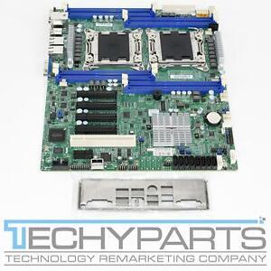 Supermicro X9DRL-IF ATX Intel C602 Chipset Dual Socket LGA 2011 DDR3 Motherboard