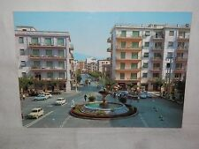 Vecchia foto cartolina d epoca di Nocera Inferiore Piazza Diaz e Via Matteotti