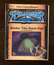 SPELLJAMMER: Under the Dark Fist (Spelljammer Adventures #SJA4)