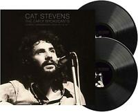 CAT STEVENS ‎– THE EARLY BROADCASTS DOUBLE VINYL LP (NEW/SEALED)