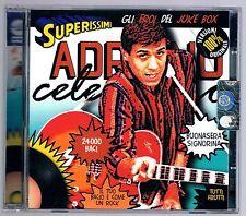 ADRIANO CELENTANO I SUPERISSIMI GLI EROI DEL JUKE BOX CD F.C. NUOVO!!!
