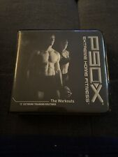 Beach Body Workout P90x Extreme Home Fitness Dvd, 12 Extreme Training Routines