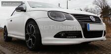 VW EOS 05-11 Front Bumper spoiler R line lip Valance addon chin R-Line ABT Votex