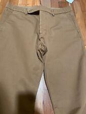 Unis Gio Vintage Khaki Size 36 New