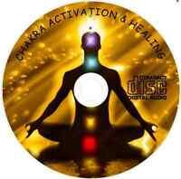 CHAKRA ACTIVATION & HEALING MEDITATION GROUNDING, BALANCING & WELL BEING CD 010