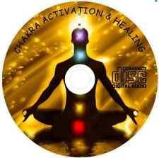 CHAKRA ACTIVATION & HEALING MEDITATION GROUNDING, BALANCING & WELL BEING CD