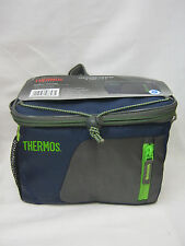 Neuf thermos radiance isotherme refroidisseur cool bag 6 can 4 litres bleu marine 148843