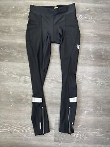 Pearl Izumi Womens Elite Thermal Lined Black Padded Cycling Bicycle Pants Sz XL