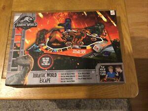 Jurassic Park World Escape Board Game 6+ Brand New