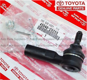 FACTORY LEXUS ES300 TOYOTA CAMRY AVALON TIE ROD END SUB ASSEMBLY 4504629255 OEM
