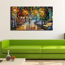 30×50×3cm Romantic Night Canvas Prints Wall Art Home Decor Framed Painting IV
