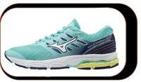 Chaussures De course Running Mizuno Wave Prodigy v2 Femme Vert  Réf :J1GD181001