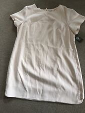 NWT Vince Camuto Woman Size 22W Pale Pink Short Sleeve Scoop Neck Dress Ret$168