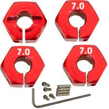 �–� 1/10 ALU 12mm Radmitnehmer Rad Adapter Chassis Hex Sechskant Reifen Tuning