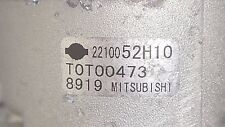 NEW GENUINE/ OE.. T0T00473 T000T00473 2210052H10 22100-52H10 for NISSAN FORKLIFT
