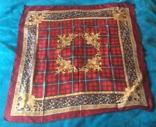 Beautiful House of Fraser Scarf  - 36x36 inches approximately. New with tags