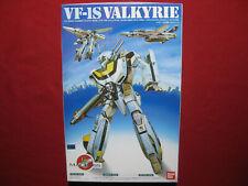 Bandai Macross VF-1S Valkyrie 1:72 Model Kit MIB Japan Vintage Robotech Anime