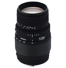 Sigma 70-300mm F4-5.6 DG Macro Lens for Sony a Mount DSLRs