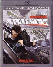 Blu Ray MISSION IMPOSSIBLE ** Protocollo Fantasma ** ......NUOVO