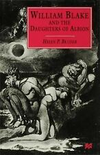 William Blake and the Daughters of Albion by Helen P. Bruder (1997, Hardcover)