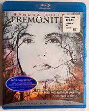 PREMONITION SANDRA BULLOCK (BLU-RAY Disc, 2007)
