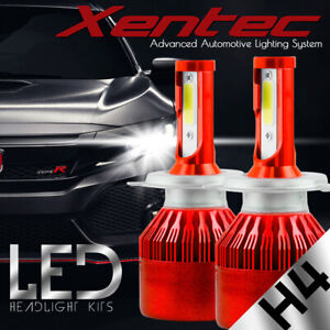 Xentec H4 48800LM 488W LED Car Headlights Kit H/L Beam Bulbs 3000K /6500K/8000K