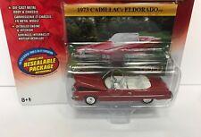 1973 Cadillac Eldorado WHITE LIGHTNING Johnny Lightning Classic Gold Limited