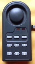 GARAGE DOOR OPENER REMOTE CONTROL CLICKER, TIME LOCK CODE, 9 BUTTONS, VINTAGE