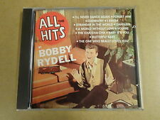 CD / BOBBY RYDELL - ALL THE BOPPIN HITS