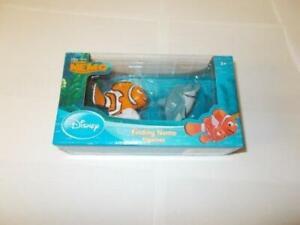 DISNEY - Finding Nemo Mini Figures - Nemo And Bruce