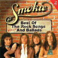 (2CD's) Smokie - Best Of Rock Songs And Ballads - Living Next Door To Alice,u.a.