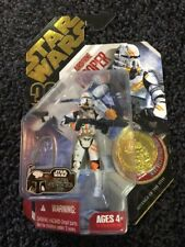 2006 Star Wars 30th Anniversary Airborne Trooper w/ GOLD Coin UGH 07 SEALED NEW